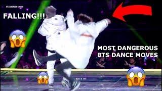 Download lagu MOST DANGEROUS BTS Dance Moves  *BTS making Armies nerve racking for 11 minutes*