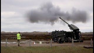 Status på nye artilleri- og tunge mortersystemer til Hæren – i skyggen af COVID-19.