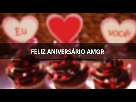 MENSAGEM DE ANIVERSÁRIO ROMANTICA DE AMOR