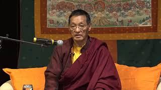 Гантенг Тулку Ринпоче. 37 практик бодхисаттвы. Часть 1