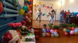 #Танец на День Пожилого человека #
