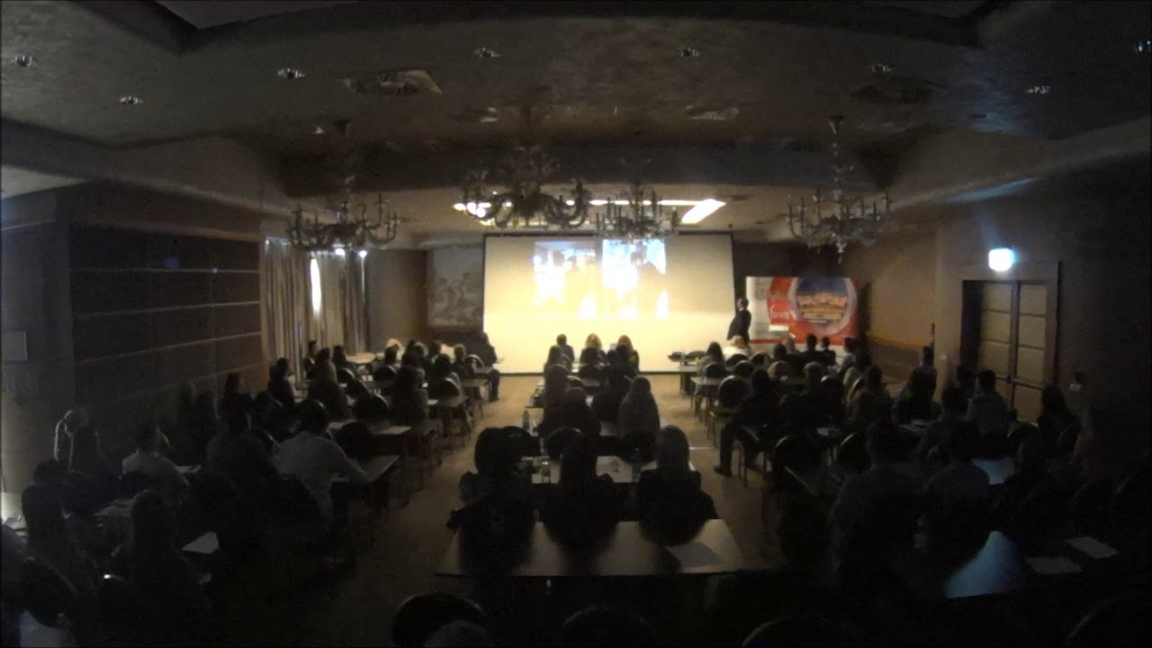 DENTAL STAND UP SHOW IN ROMANIA