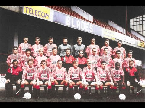 Sheffield United 1987-1988, August-February