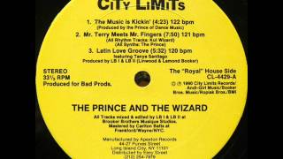 The Prince And The Wizard - Latin Love Groove (1990)