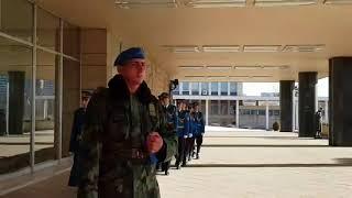 Pripreme za doček Vladimira Putina: Gardisti stigli u Palatu Srbija