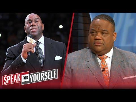 Magic Johnson damaged reputation by quitting Lakers, says Jason Whitlock | NBA | SPEAK FOR YOURSELF