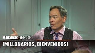 ¡Millonarios, bienvenidos! - Keiser report en español (E1246)