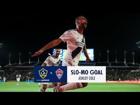 SLO-MO GOAL: Ashley Cole With A Terrific Individual Effort