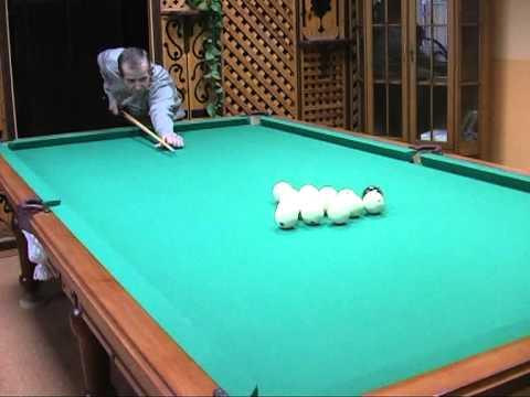 Штрафы налагаются, если игрок выбил шар со стола, не попал битком ни по одному из прицельных шаров или неправильно произвел отыгрыш. Правила отыгрыша состоят в том, что если ни один из шаров не сыгран, то после соударения.