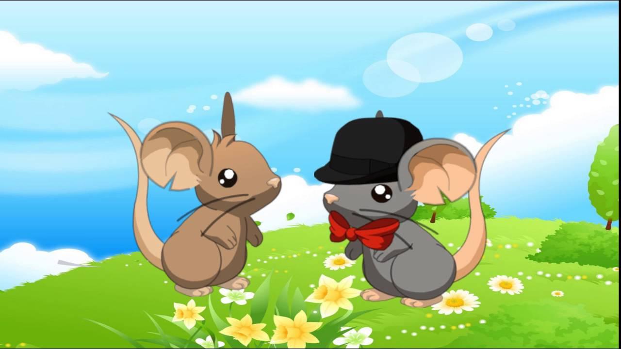 El raton de campo y el raton de ciudad cuentos infantiles fabulas youtube - Trampas para ratones de campo ...