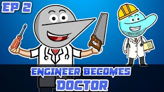 When Engineer Becomes Doctor? | Angry Prash
