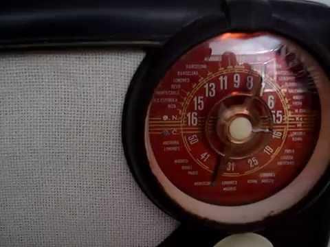 RADIO IBERIA B24 FUNCIONANDO EN OM