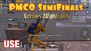 PMCO Semifinal's / SCRIMS Highlights ll Use Headphones PG 18++ ll Team vfxOXY