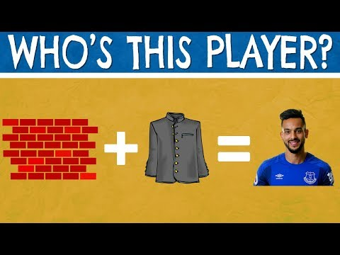 Can You Guess The Players From Emojis? | Football Quiz