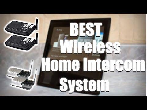 best-wireless-home-intercom-system-2020-[ranked]