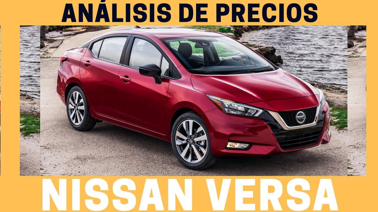 Nissan Versa 2020 Analisis De Precios Nuestra Nueva Recomendacion Motoren Mx Youtube