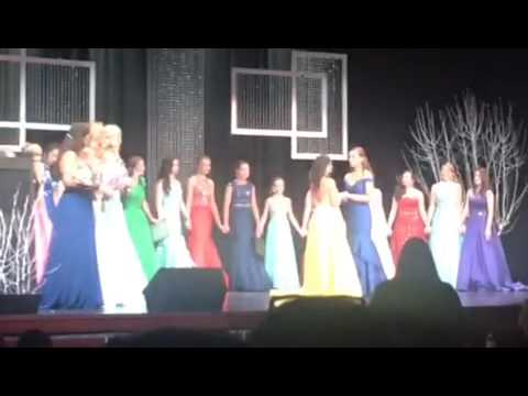 Crowning of Miss New Jersey Outstanding Teen 2017