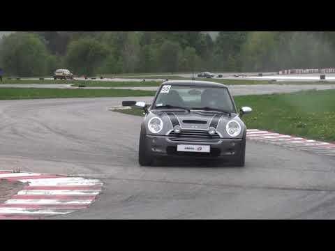 Kryczka Marcin - MINI Cooper S - II Eliminacja Interia Drive Cup  Tor Kielce 03-05-2019
