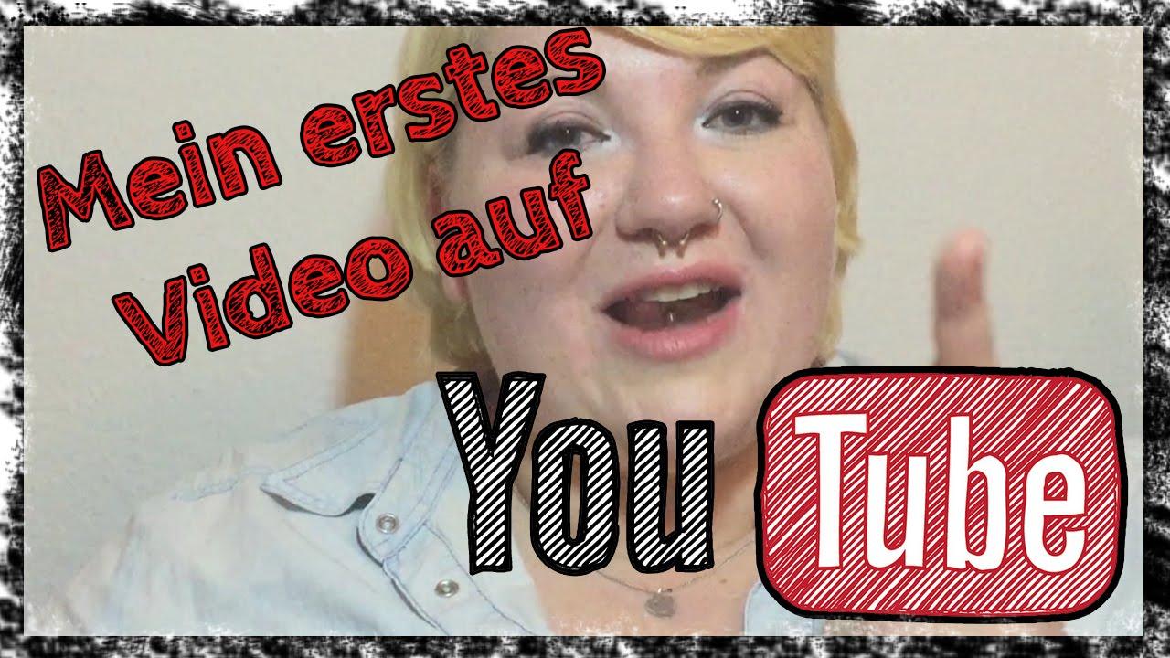 Erstes Video Auf Youtube