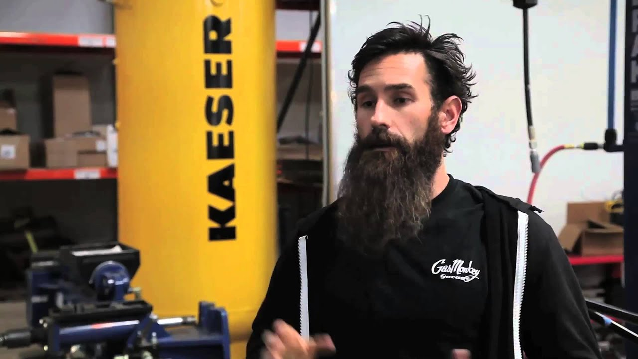 Discovery Channels Fast N Loud  Gas Monkey Garage  Upgrades New Shop  YouTube