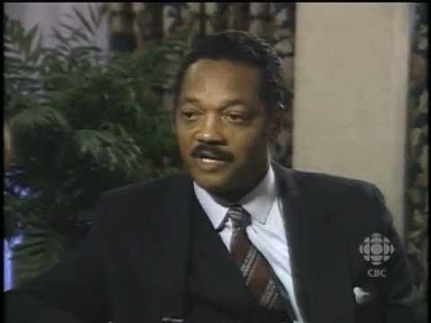 Jesse Jackson talks about racism and suffering, 1991: CBC Archives | CBC
