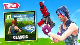 CLASSIC MODE is BACK in Fortnite!
