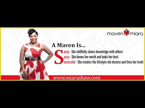 Maven Business Academy - Let Go Of The Old!