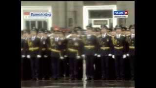 Парад Победы в Челябинске 9 мая 2015 года