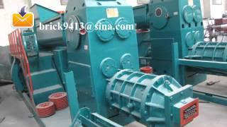 Uzbekistan clay brick machinery for brick factory/new brick machinery(to brick9413@sina.com)