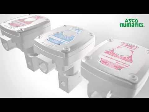 ASCO 327 Series solenoid valves