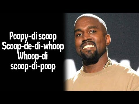 Kanye West Poopy Di Scoop - Remix Compilation