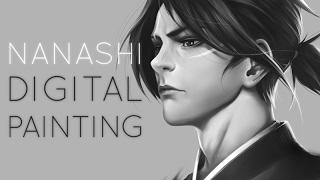 nanashi grayscale practise