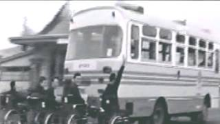 Transport and Accessibility at Tokyo 1964 Paralympic Games