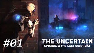 THE UNCERTAIN [001] [Der Beginn der Menschlichkeit] [Let's Play Gameplay Deutsch German] thumbnail