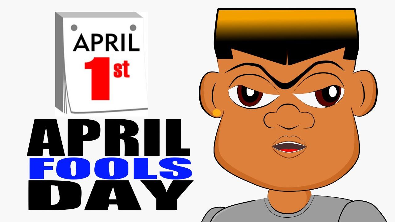 April Fool's Day Prank Cartoon for Kids (Educational Videos for Students)  Fun Cartoon Network - YouTube [ 720 x 1280 Pixel ]