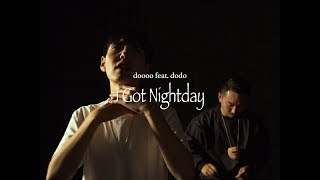 "YouTube動画:doooo - I Got Nightday feat. dodo (BLACK FILE exclusive MV ""NEIGHBORHOOD"")"