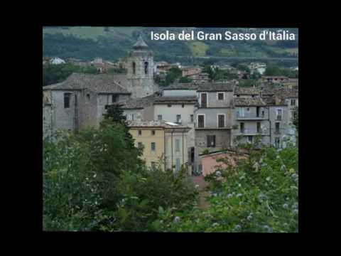 Isola del gran sasso ricordi di Rina Grimano