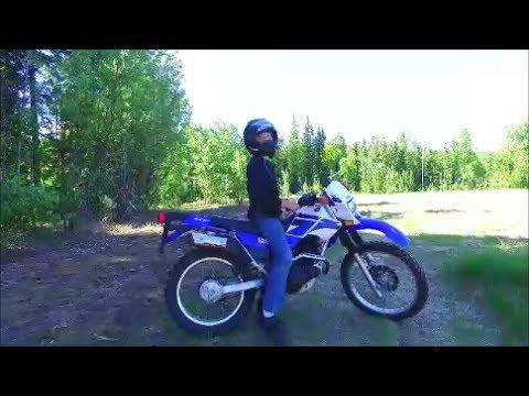 craigslist bike buy gone wrong and buying adams first dual sport motorcycle  fairbanks Alaska