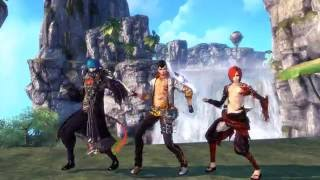 Blade and Soul - Dance!