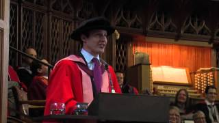 James Blunt awarded honorary degree