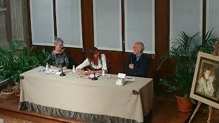 Isabella Bianchi Michiel presenta