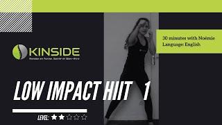 Low impact HIIT 1