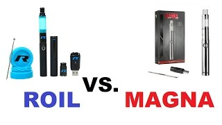 Atmos Magna VS. Stok #thisthingrips Roil - Compare - Contrast - Review
