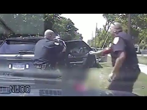 Dashcam Captures Fatal Police Shooting In Saginaw