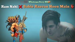 Vilen Ravan Song | 😎 | Whatsapp Status