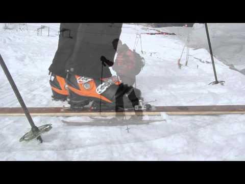 MEIDJO NTN Telemark Touring Binding - THE M Equipment