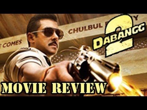 Dabangg 2 Movie Review - YouTube Dabangg Movie