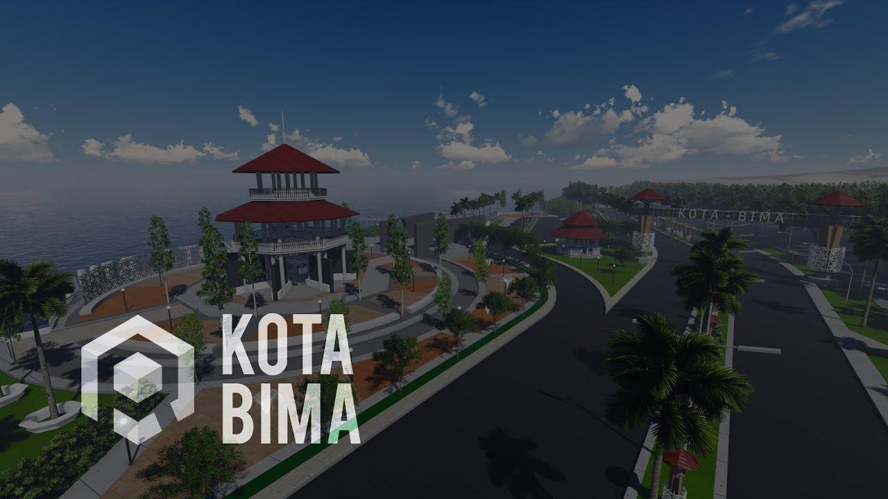 KOTA BIMA   Urban Development - YouTube