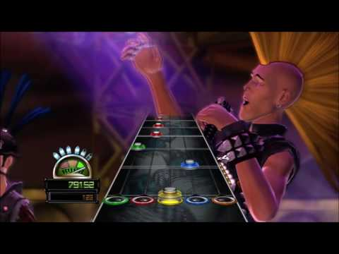 Guitar Hero world tour career mode GUITAR EXPERT part 4
