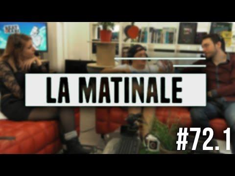 Pickpockets à Paris - Matinale #72.1